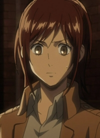Charakter: Sasha BLOUSE