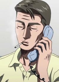 Charakter: Bunta FUJIWARA