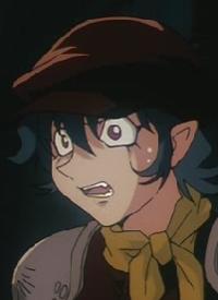 Charakter: Miko