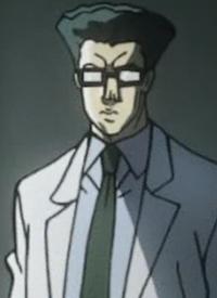 Charakter: Kenkyuusha
