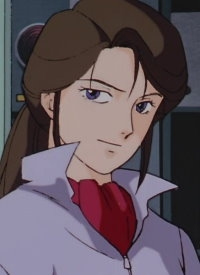 Charakter: Shinobu NAGUMO