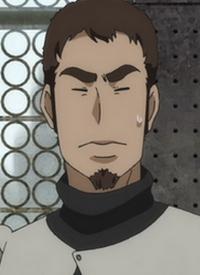 Charakter: Gunjin Shitei