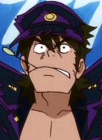 Charakter: Kyuuji OOBAYASHI