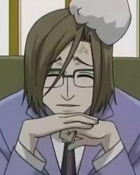 Charakter: Akira KOMATSUZAWA