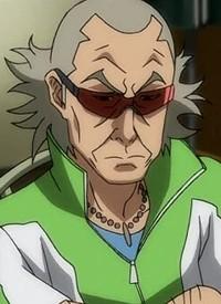 Charakter: Cho-san