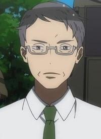 Charakter: Nobuo SHIMIZU