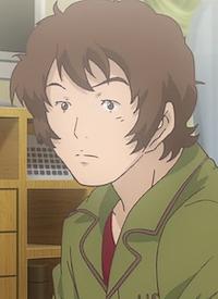 Charakter: Shuuichi