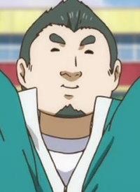 Charakter: T.K. AZUMA