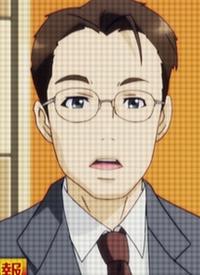 Charakter: Announcer