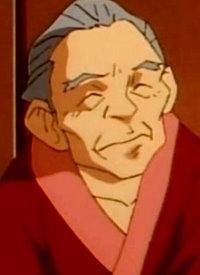 Charakter: Kouzou SHIBANO