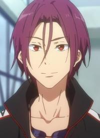 Charakter: Rin MATSUOKA