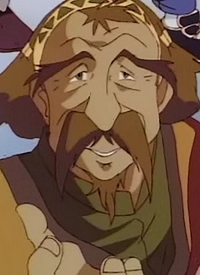 Charakter: Mysterious Old Man