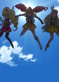 Charakter: Bomber Girls Precure