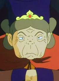 Charakter: Taruto-baba