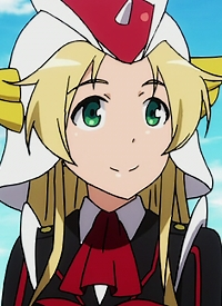Charakter: Grenda-san