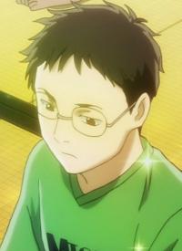 Charakter: Daisuke TOKORO