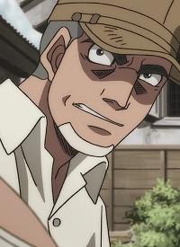 Charakter: Dankichi HAMA