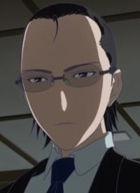 Charakter: Ryuujirou KAMIKAGE