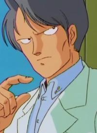 Charakter: Kai SHIDEN