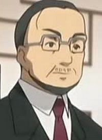 Charakter: Masato no Chichi
