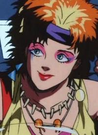 Charakter: Cindy