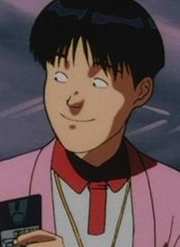 Charakter: Akira