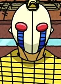 Charakter: Shachihokoider G