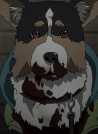 Charakter: Inu ni Kisei Shita