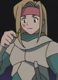 Charakter: Kenshi