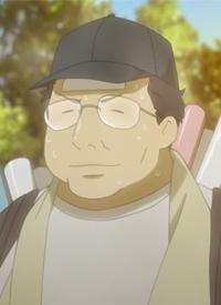 Charakter: Jun'ichi OOMORI