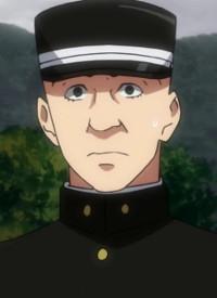 Charakter: Hideo KITAMURA