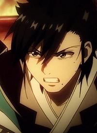 Charakter: Hakuyuu REN