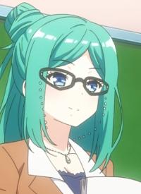 """""""Youko TSUKISHIRO"""" ist ein Charakter aus dem Anime """"Girl Friend (Kari)"""" und aus dem Manga """"Girlfriend (Kari): Chloe Lemaire-hen - Chloe to Nihon to Mirai no Tobira""""."""