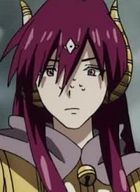 Charakter: Koumei REN [Djinn Equip]