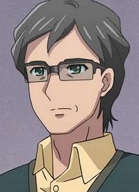 Charakter: Kazumi no Chichi