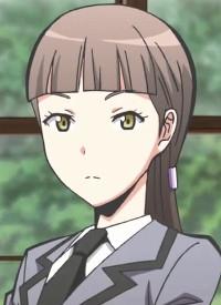 Charakter: Megu KATAOKA