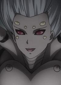 Charakter: Jorougumo