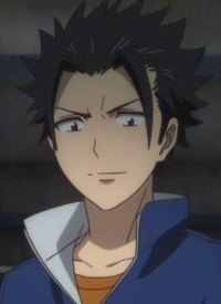 Charakter: Kurokami Yankee
