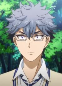 Charakter: Ushio IGARASHI