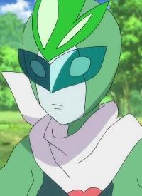 Charakter: Maccha Green