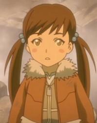 Charakter: Little Girl
