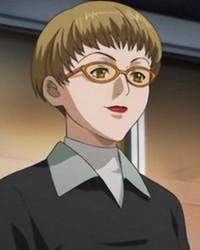 Charakter: Rie FURUKAWA