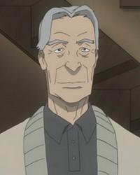 Charakter: Sayaka's Grandfather
