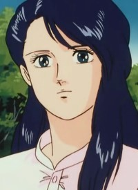 Charakter: Sara NISHIKUJOU