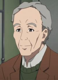 Charakter: Shigeru SUGIE