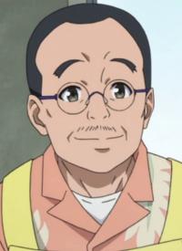 Charakter: Masato MARUKAWA