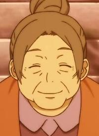 Charakter: Ikeda no Obaachan