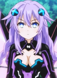 Charakter: Purple Heart