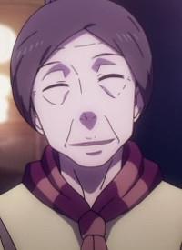 Charakter: Sachiko UEMURA