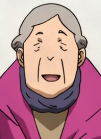 Charakter: Obaa-chan